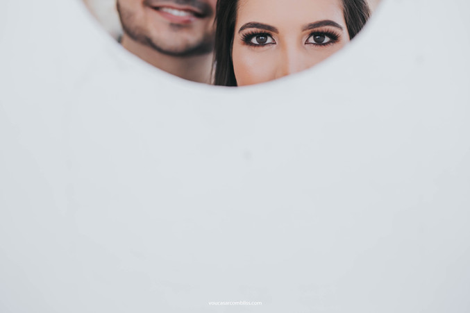 Ensaio - Priscila + Raphael