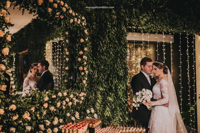 Casamento - Andressa + Fred