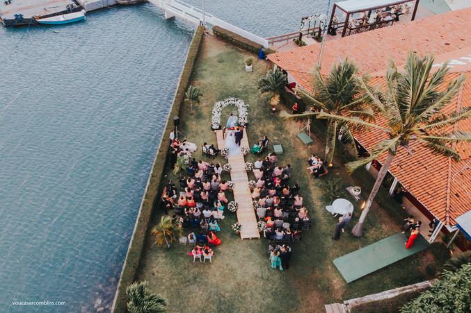 Casamento - Larissa + Eduardo
