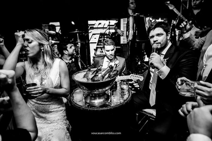 Casamento - Anna + Alfredo