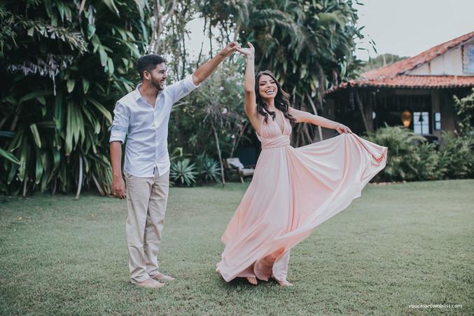 Ensaio - Anne + Bruno