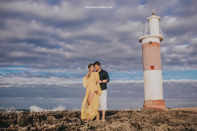 Ensaio - Pollyana + Bruno
