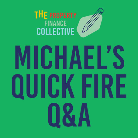 Quick Fire Q&A with Michael