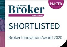 Broker Innovation Award 2020 - shortlist