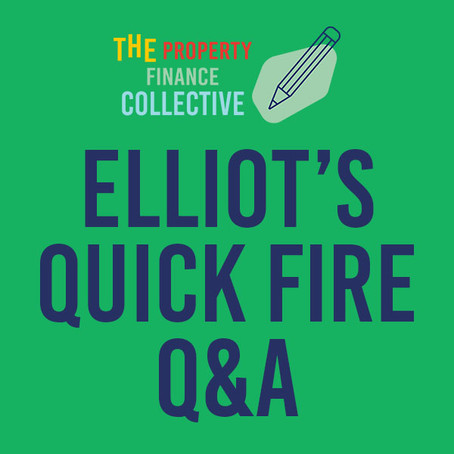 Quick Fire Q&A with Elliot