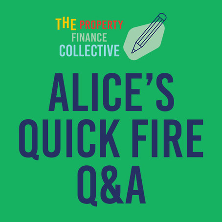 Quick Fire Q&A with Alice