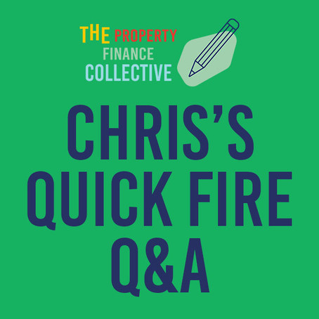 Quick Fire Q&A with Chris