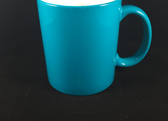 Green Color Changing Mug