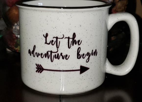 13oz Adventure Camper Mug