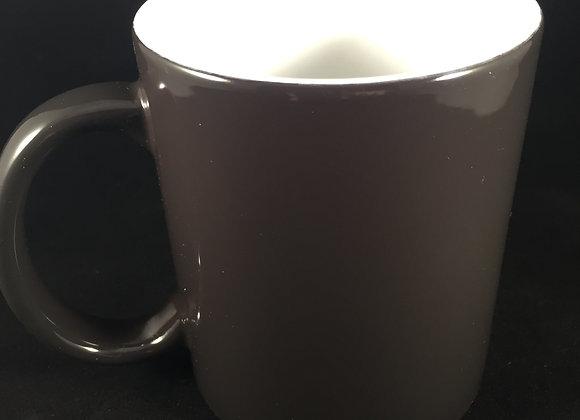 Black Color Changing Mug