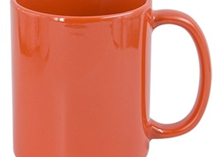 11oz Full Orange Mug