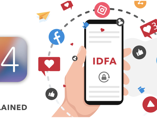 A high-level primer on IDFA