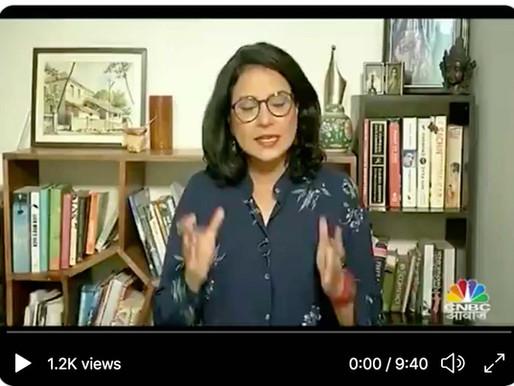 The success of Nazara's IPO: CNBC Awaaz