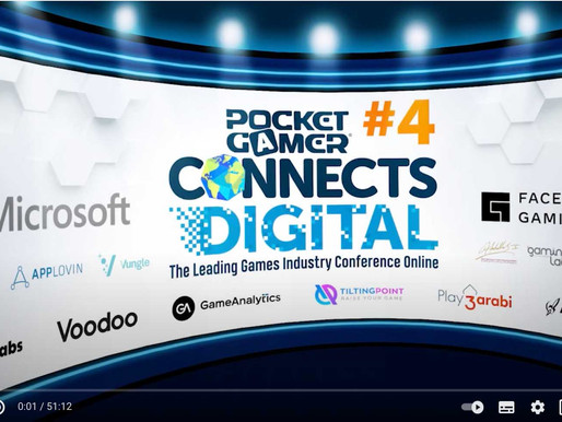 Working with publishers from different cultures: A Pocket Gamer 'Connects Digital' panel