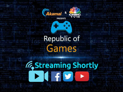 Gaming 2.0, preparing for the next frontier: Republic of Games panel hosted by CNBC