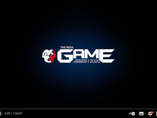 The Indian gaming industry and its status quo: Indian Game Developer Conference, Jan 2021