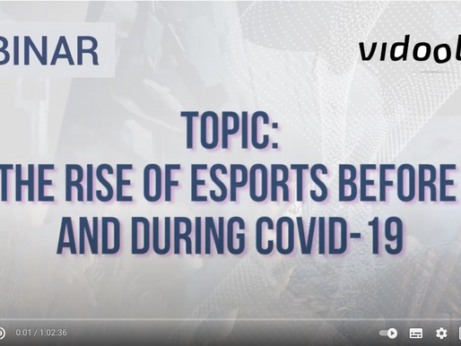 Rise of esports before & during Covid-19 in India: Vidooly panel