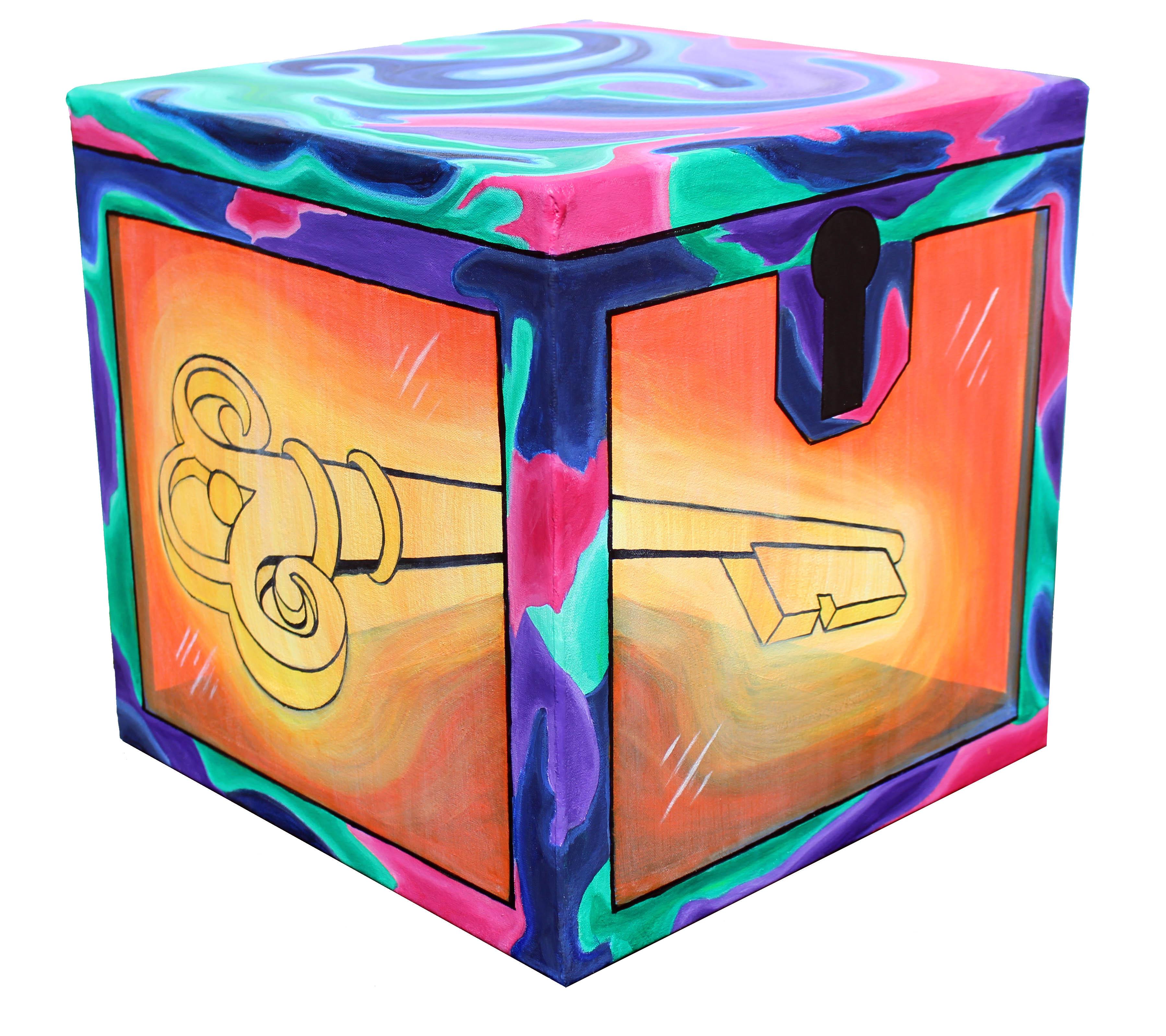 Key In Its Box