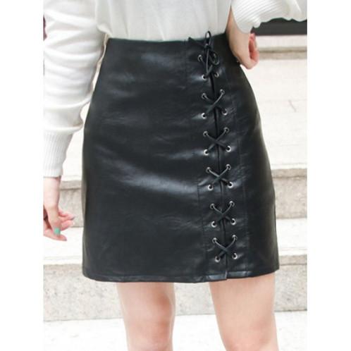 Rehab Lace up Skirt | shopbaly
