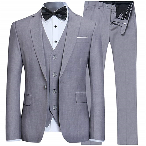 Ideal 3PC Slim Fit Suit