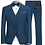 Thumbnail: Ideal 3PC Slim Fit Suit
