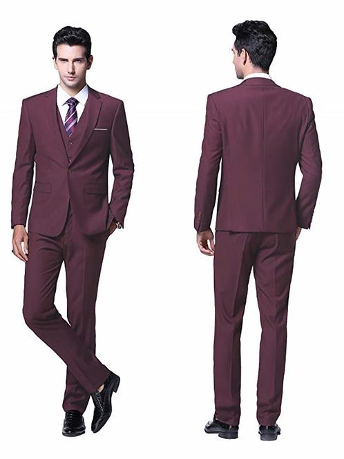 Ideal 3PC Slim Fit Suit