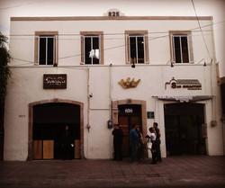 Restaurante-Bar DAMASCO