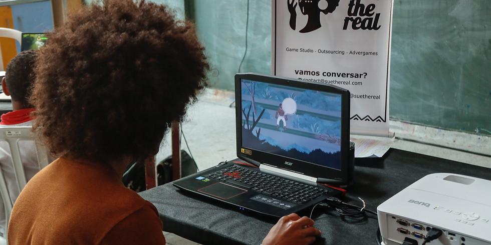 Palestra: Aprenda a Desenvolver Games Jogando