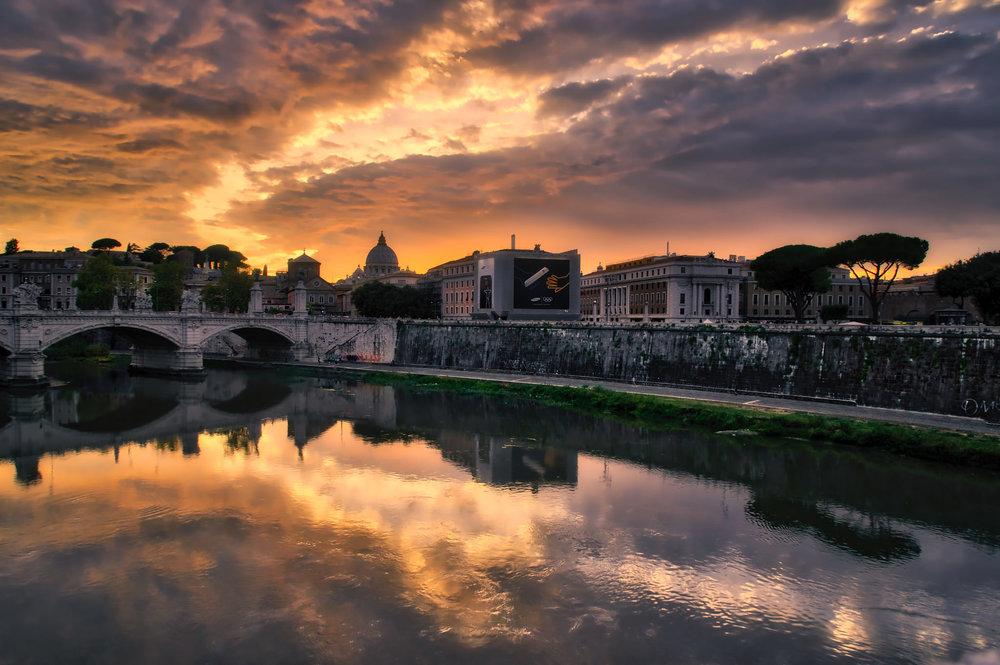 Ponte Degli Angeli Vaticano