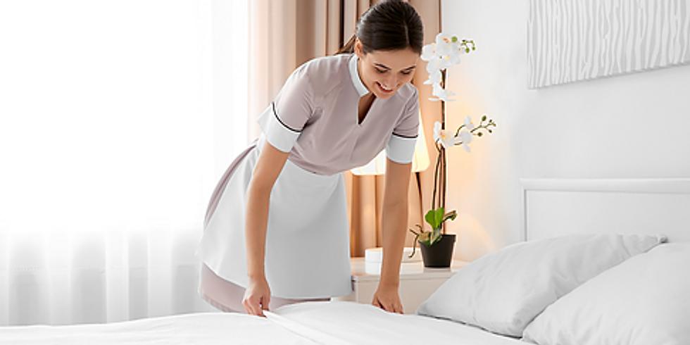Dźwirzyno - Profesjonalny housekeeping kluczem do sukcesu hotelu