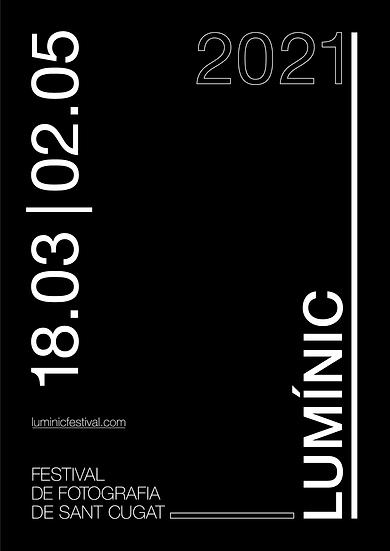 CALL LUMÍNIC FESTIVAL 2021 / SANT CUGAT TRADERS ASSOCIATION