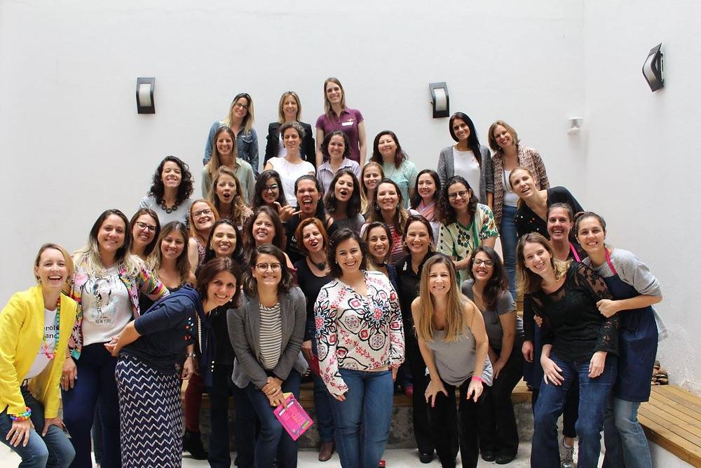 Grupo de mulheres empreendedeoras