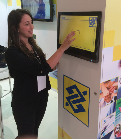 vending machine banco do brasil