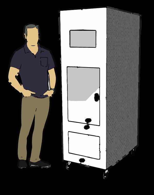 modelo de vending machine