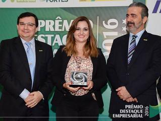 Djuh Cosméticos ganha prêmio na 18ª edição do PDE