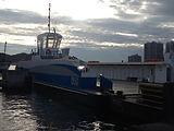 Locação de equipamentos e embarcações de balsa, rebocadore e apoio marítimo