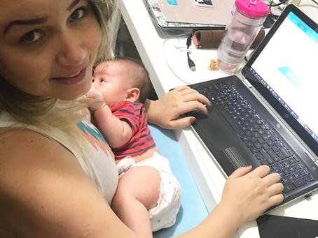 Visão do empreendedorismo e maternidade