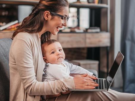 Sobre empreender e ser mãe: não nascemos prontas