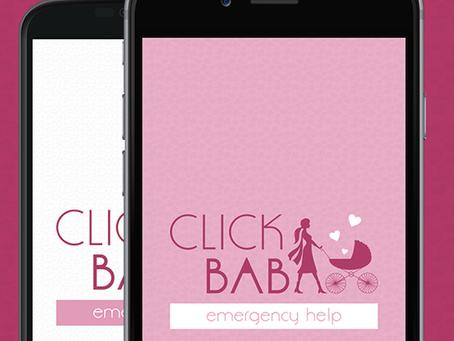 Click Babá - Uma Startup que ajuda as mães que trabalham em Home Office :))