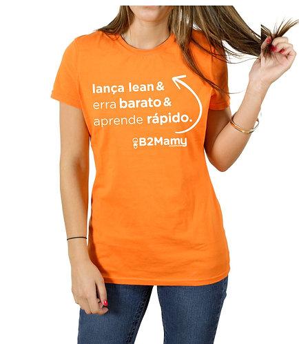 Camiseta Lança Lean