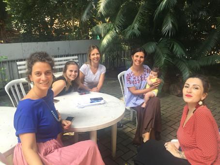 B2Mamy abre espaço deconexãopara mães empreendedoras