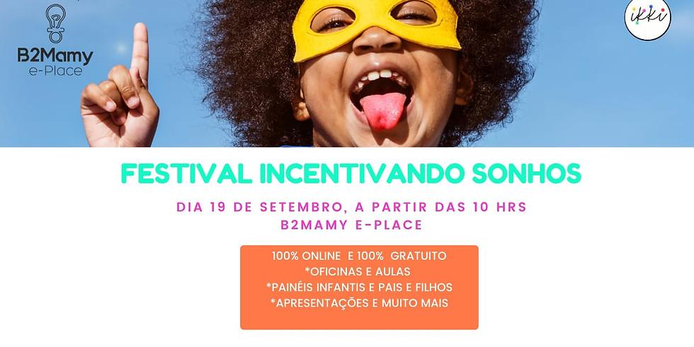 Festival Incentivando Sonhos