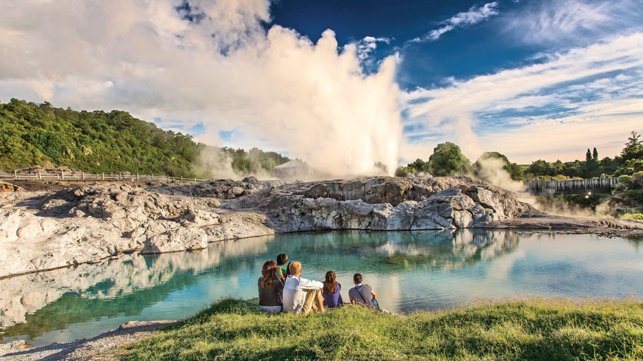 New Zealand Trip Planner | GeoLuxe | water geyser