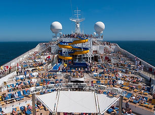 Cruise Trip Planner   GeoLuxe Travel   cruise ship