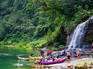 Fiji Trip Planner | GeoLuxe Travel | River rafting