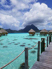 Luxury Trip Planner | GeoLuxe Travel | over water bungalows