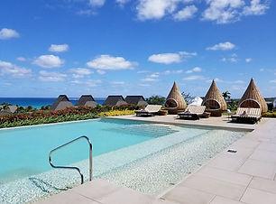 Luxury Trip Planner | GeoLuxe Travel | ocean front pool