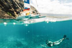 Hawaii Trip Planner | GeoLuxe Travel | underwater view