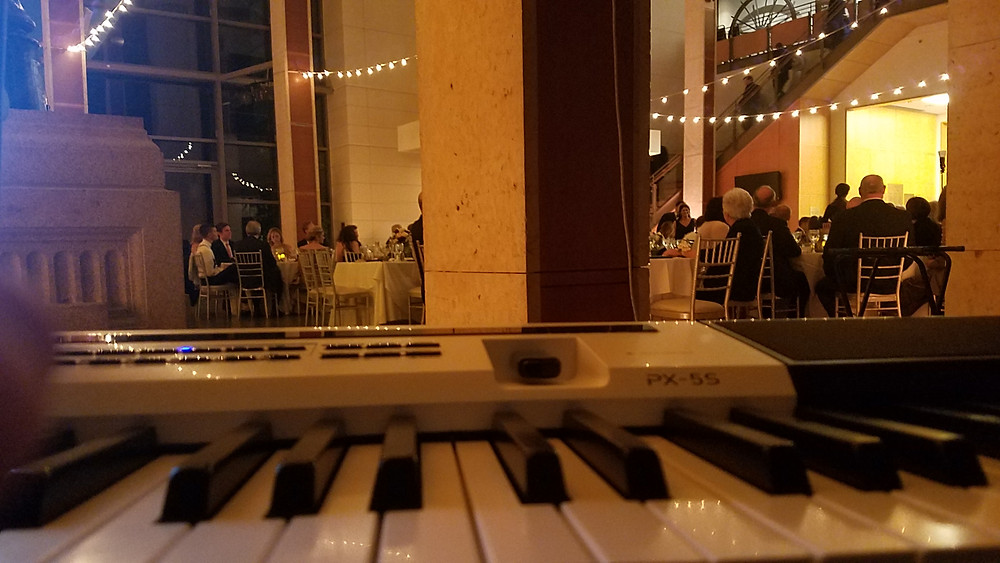 Cocktail Piano by Dave Becherer in St Louis