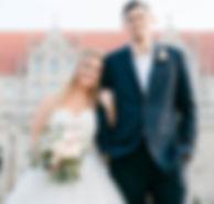 wedding couple music testimony